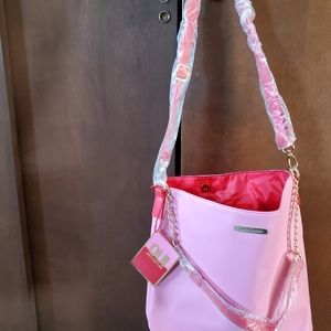 New Juicy Couture pink pocketbook